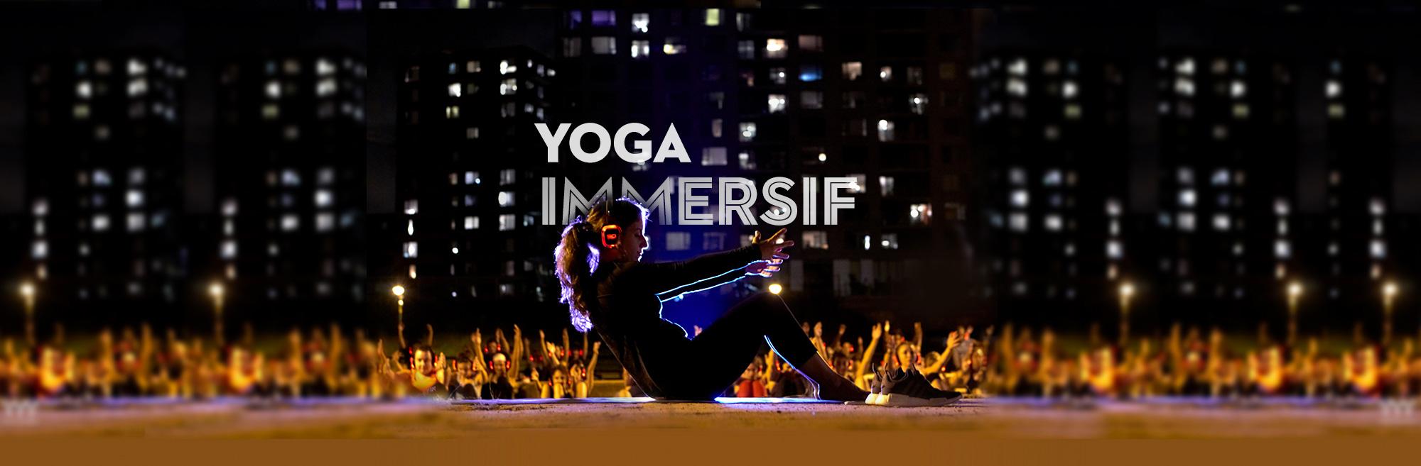 yoga silencieux