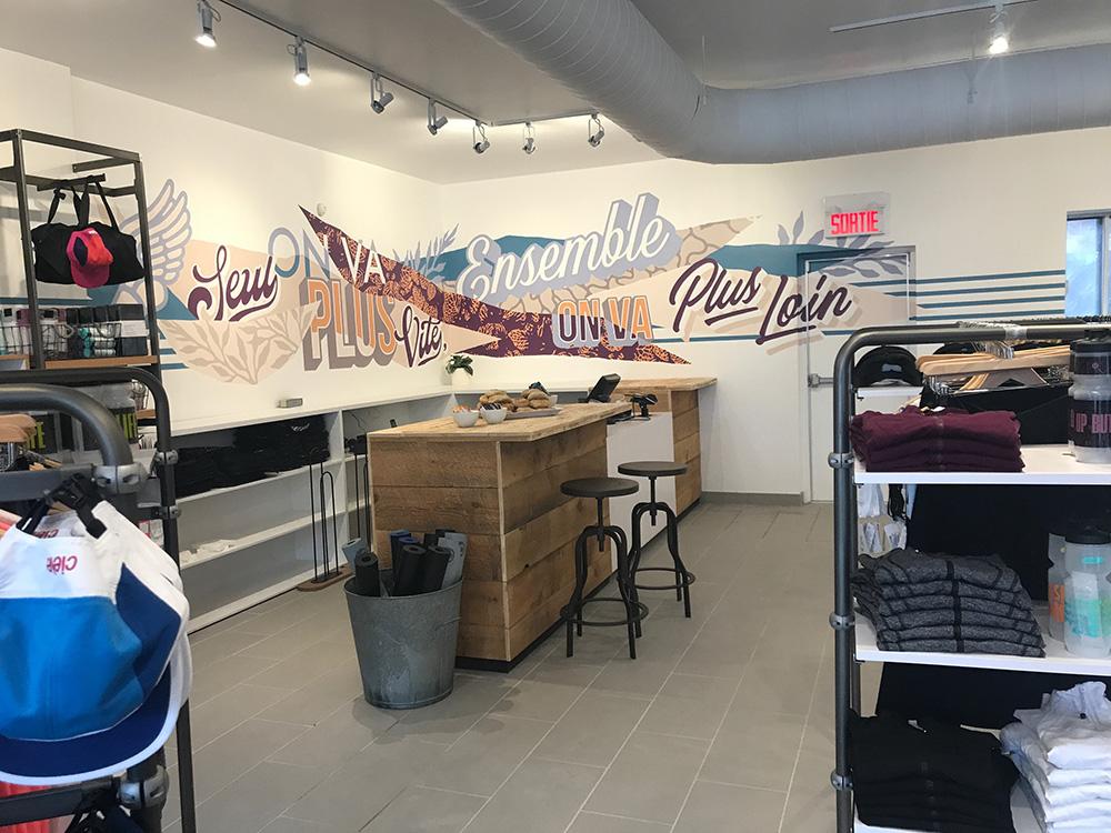 #LelocalMTL : le nouvel espace de lululemon dans le Mile-End