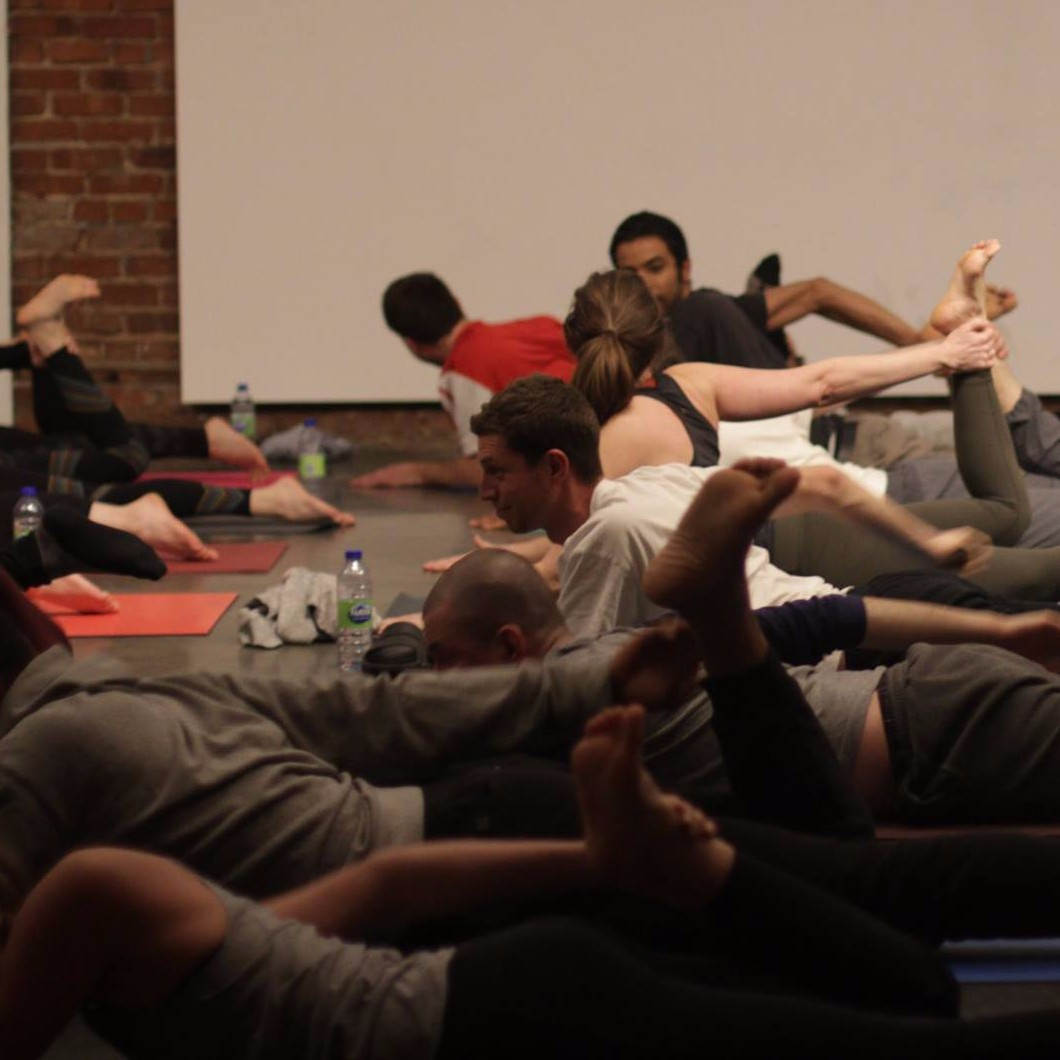 The Relax Your Mind Project: Yoga That's Finally Accessible