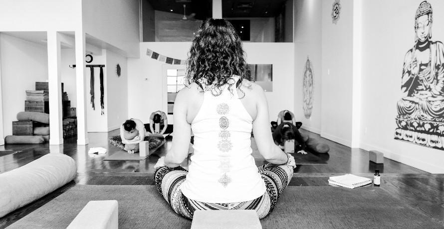 The Yoga Shak: Pushing One's Yoga Further