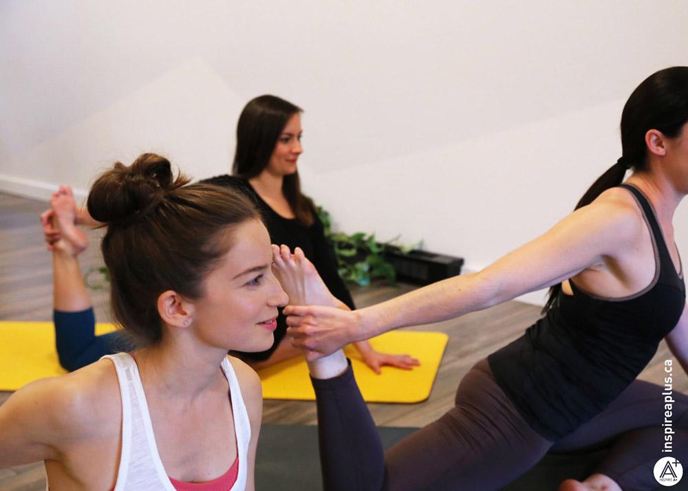 L'Acro Yoga, un monde à part