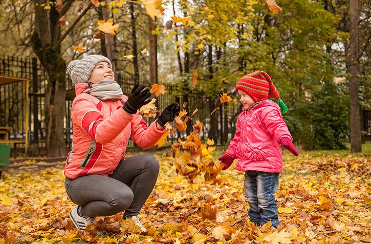 L'automne est arrivé au Québec!
