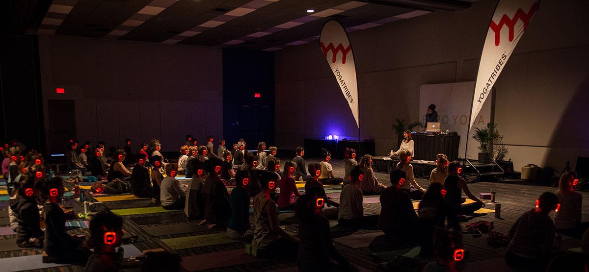 Un Yoga immersif pour Elena Brower à l'Expo Yoga™ de Montréal