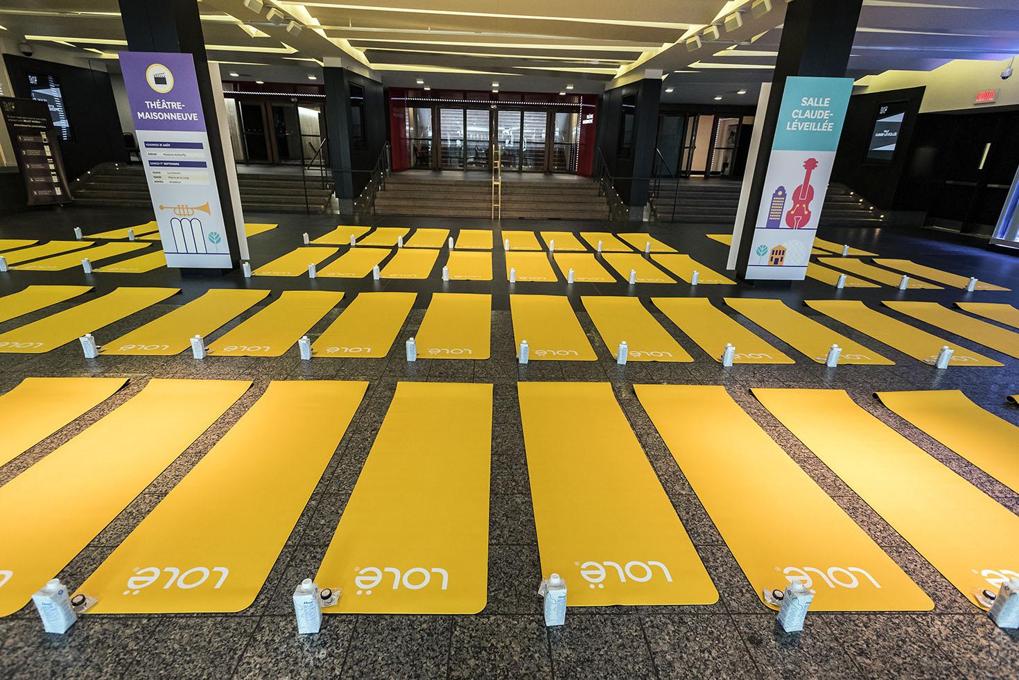 Yoga Immersif avec l'OSM et la Grande Virée