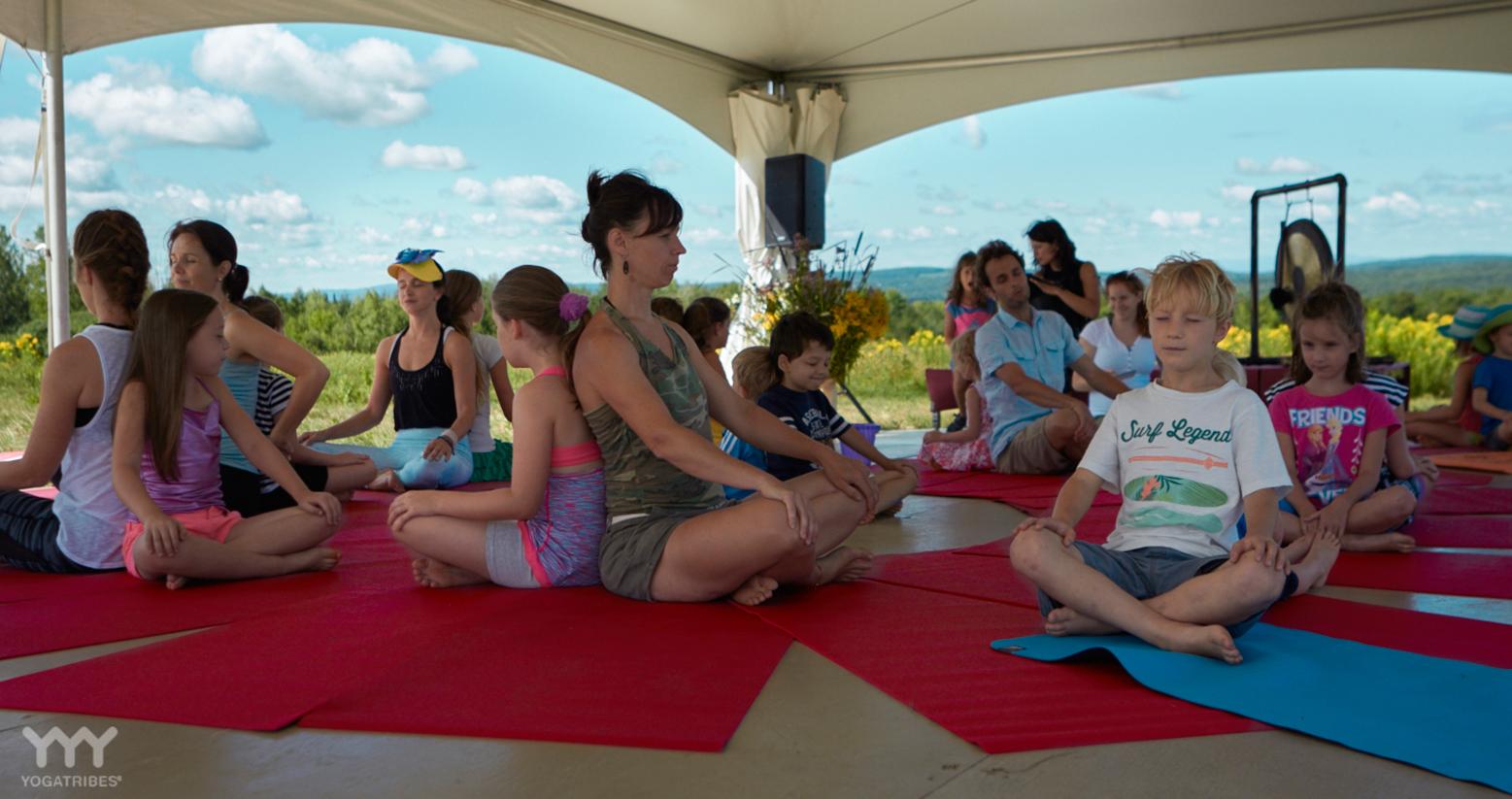 Deux idées de weekend qui combinent bien-être et yoga cet été