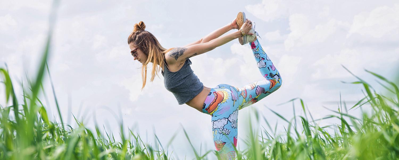 Reprise du yoga en plein air au Québec